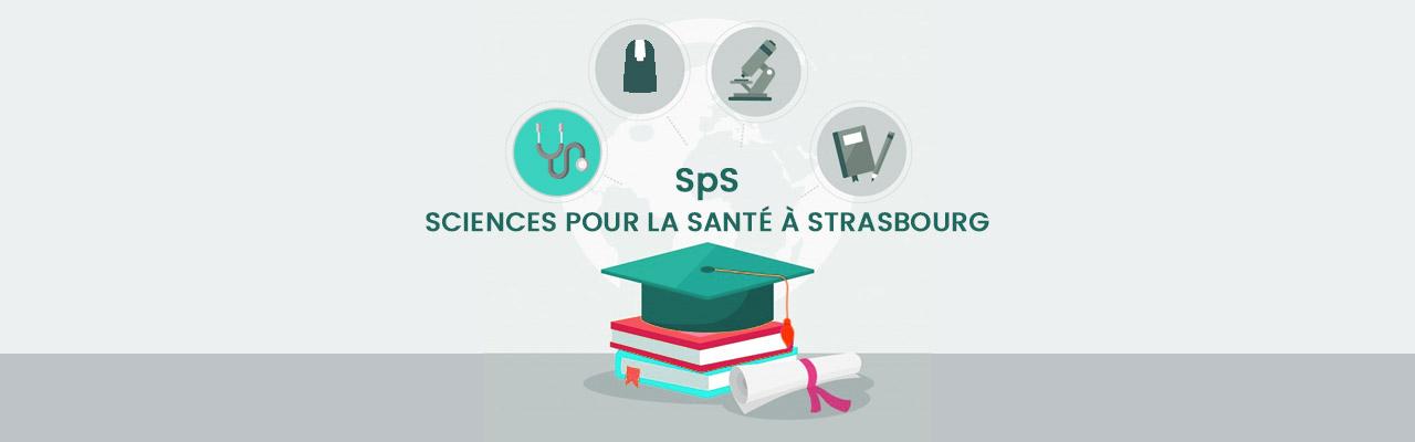licence Sciences pour la Santé (SpS) admission strasbourg medecine PASS PACES L.AS