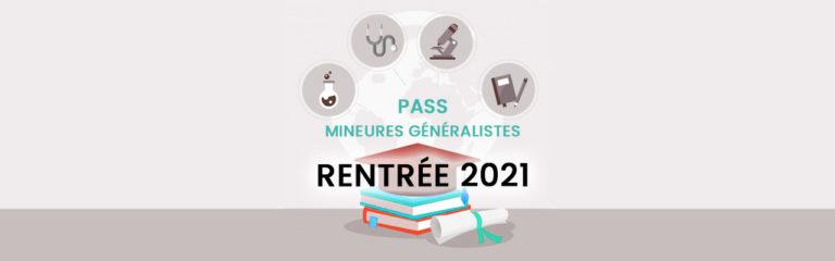 Mineures PASS - Cours Galien - option Accès Santé