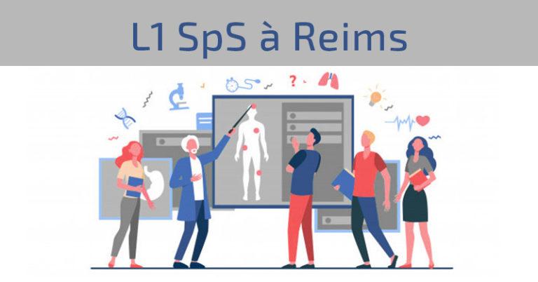 SpS Reims PASS PACES medecine