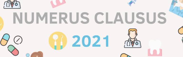 Numerus Clausus chiffres deuxième année en étude de santé